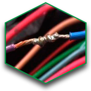 Мы правильно паяем провода и соединения