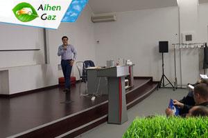 Обучающий семинар компании A.E.B.