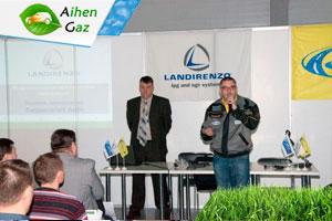 Landi Renzo повышение квалификации дилеров Ланди Рензо