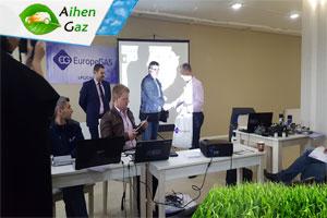 Обучающий семинар в компании EuropeGas
