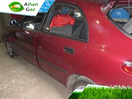 Daewoo Lanos Hatchback гбо