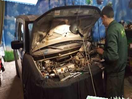 Honda Element SC гбо