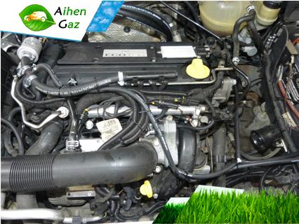 Opel Vectra C гбо