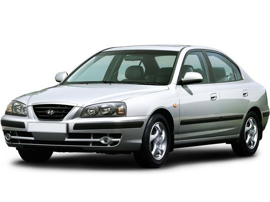 Hyundai Elantra XD гбо