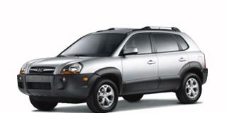 Hyundai Tucson ГБО
