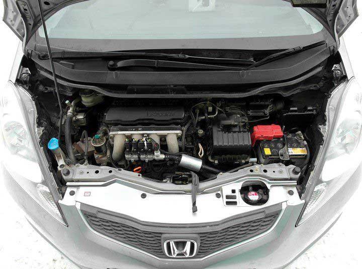 Honda Fit ГБО