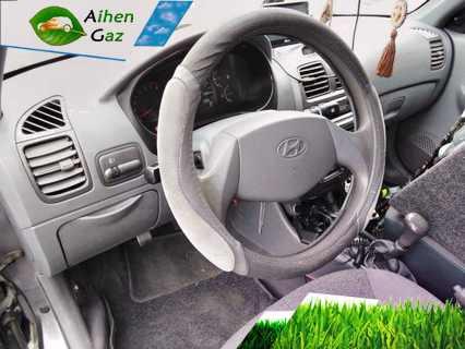 Hyundai Accent ГБО