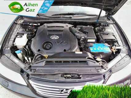 Hyundai Grandeur ГБО