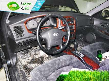 Hyundai Sonata V2 ГБО