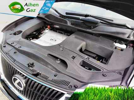 Lexus RX 350 ГБО