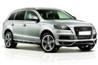 Audi Q7 ГБО