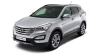 Hyundai Santa Fe ГБО