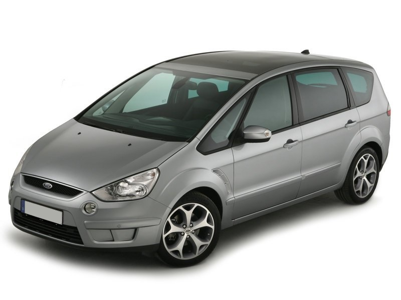 Ford S-Max ГБО