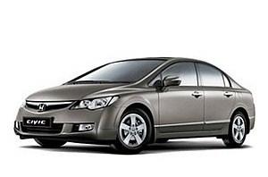 Honda Civic ГБО