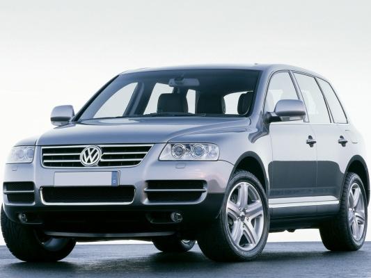 VW Touareg ГБО
