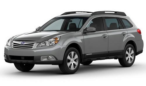 Subaru Outback BR ГБО