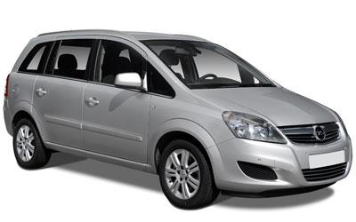 Opel Zafira Family ГБО