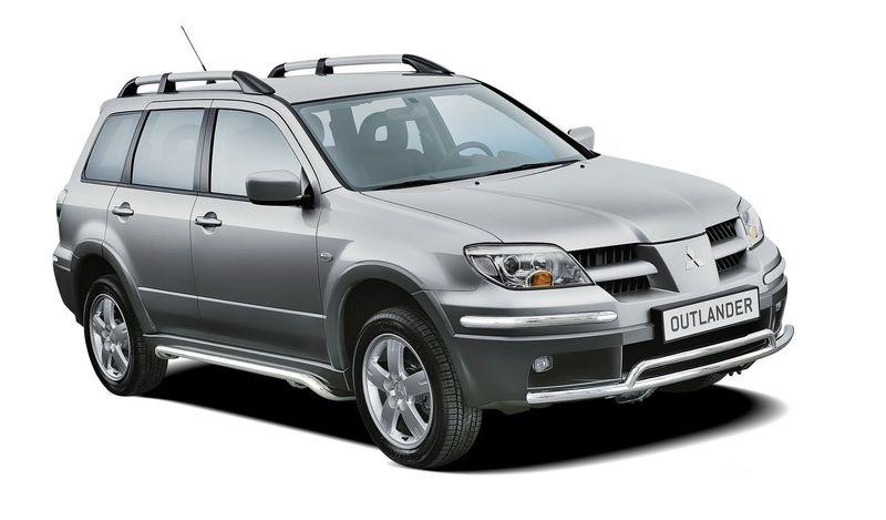Mitsubishi Outlander ГБО