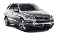 Mercedes Benz ML350 ГБО