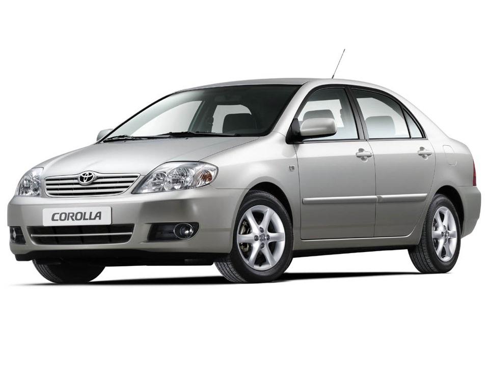 Toyota Corolla ГБО