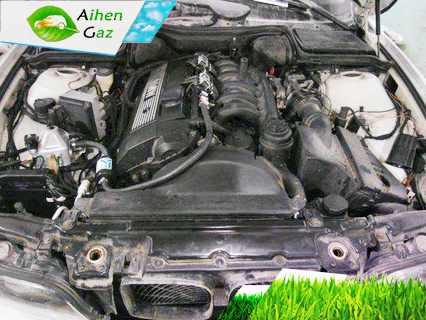 BMW 520i Е39 ГБО