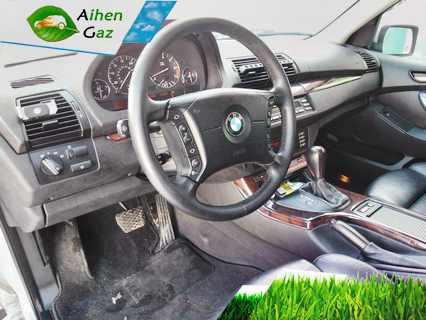 BMW X5 ГБО