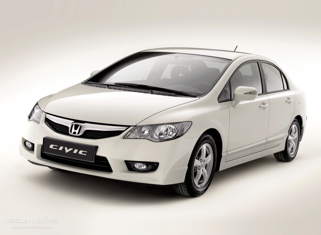 Honda Civic ГБО