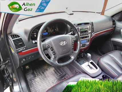 Hyundai Santa Fe CM ГБО