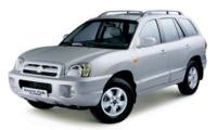 Hyundai Santa Fe Classic V6 ГБО