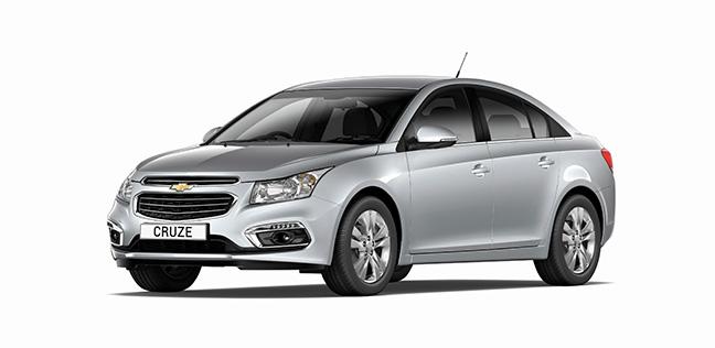 Chevrolet Cruze ГБО