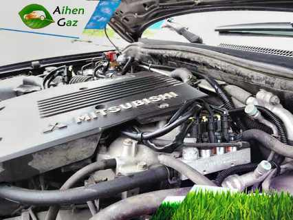 Mitsubishi Pajero Sport ГБО