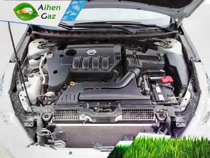 Nissan Teana J32 ГБО