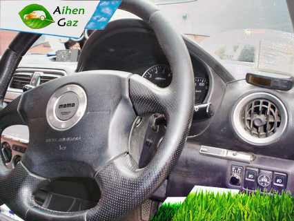 Subaru Impreza WRX Wagon ГБО