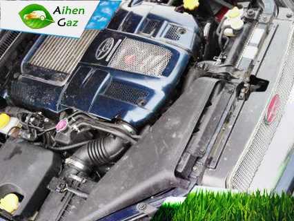 Subaru Legacy ГБО