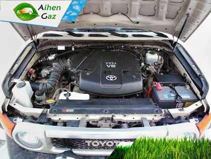 Toyota FJ Cruiser GSJ15W ГБО