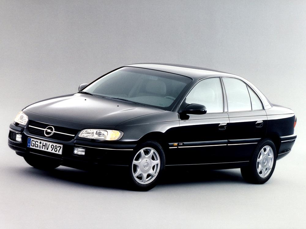 Opel Omega B ГБО