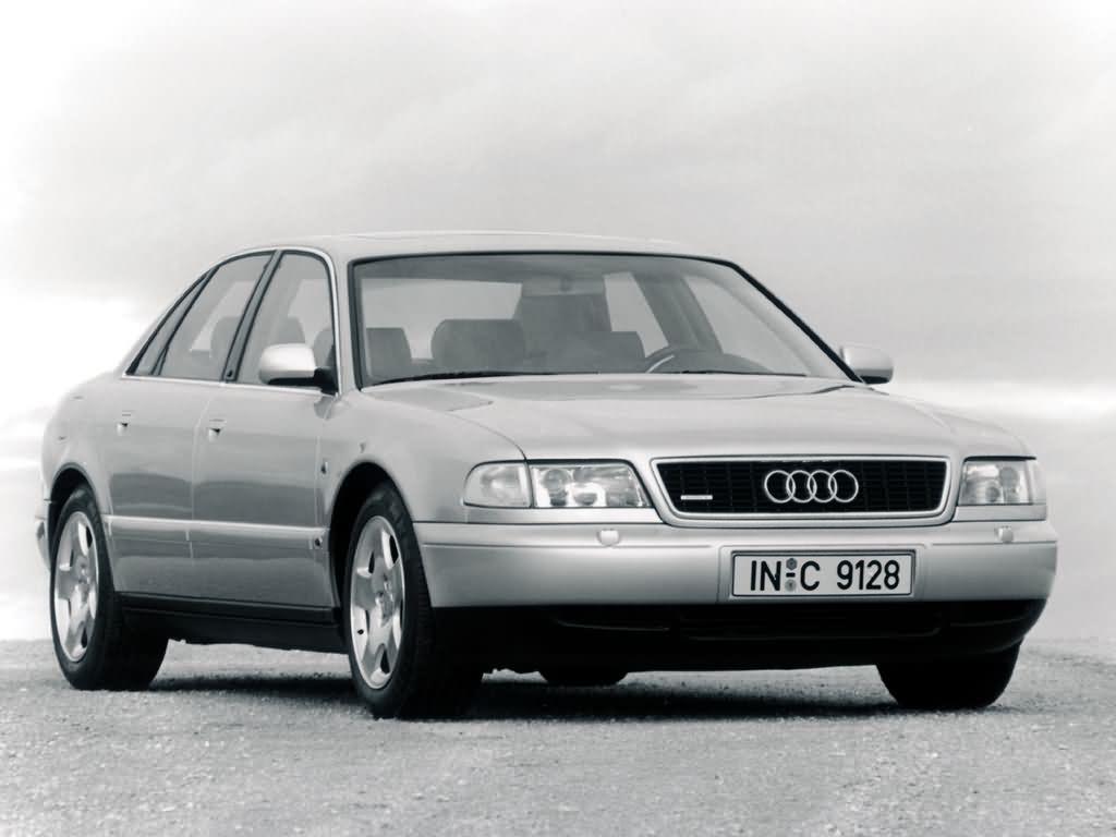 Audi A8 Quattro ГБО