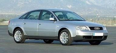 Audi A6 V6 ГБО
