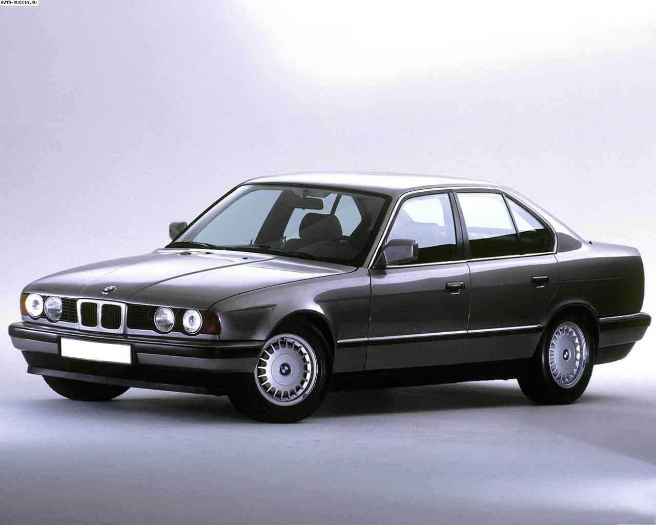 BMW 520 E34 ГБО
