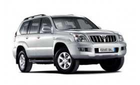 Toyota Land Cruiser Prado 120 ГБО
