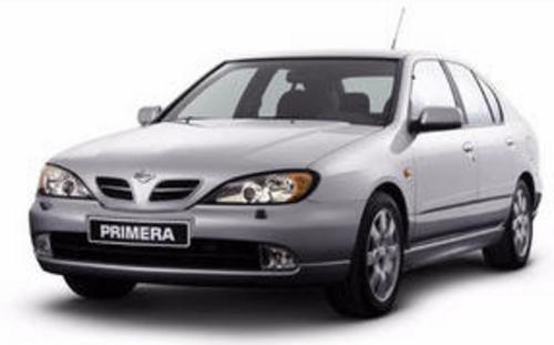 Nissan Primera P11 ГБО