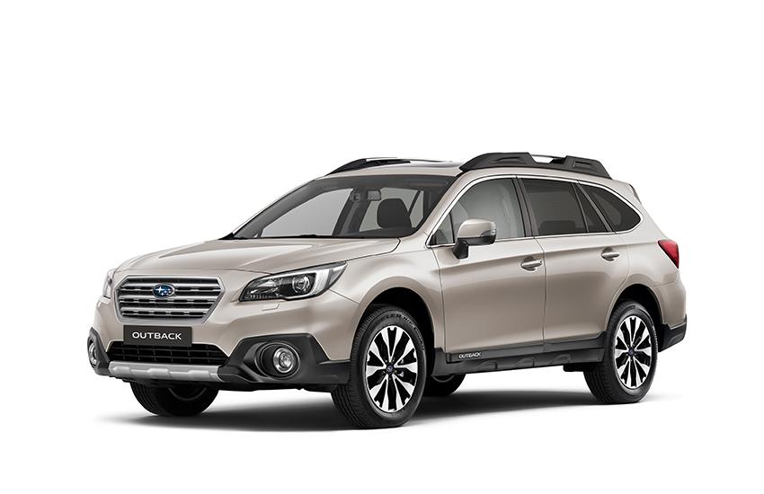 Subaru Outback ГБО