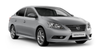 Nissan Sentra ГБО