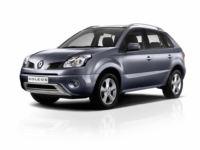 Renault Koleos ГБО