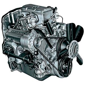 двигатель-порше